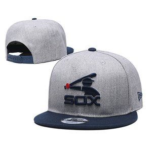 Chicago White Sox Snapback Hats Adjustable Caps